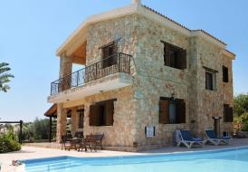 'The Retreat Villa, Peristerona near Polis