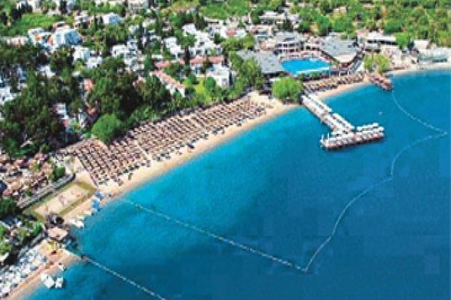 Villa in Turkey, Bodrum: Beach