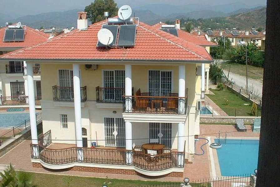 Villa in Turkey, Calis: Meneske Villa