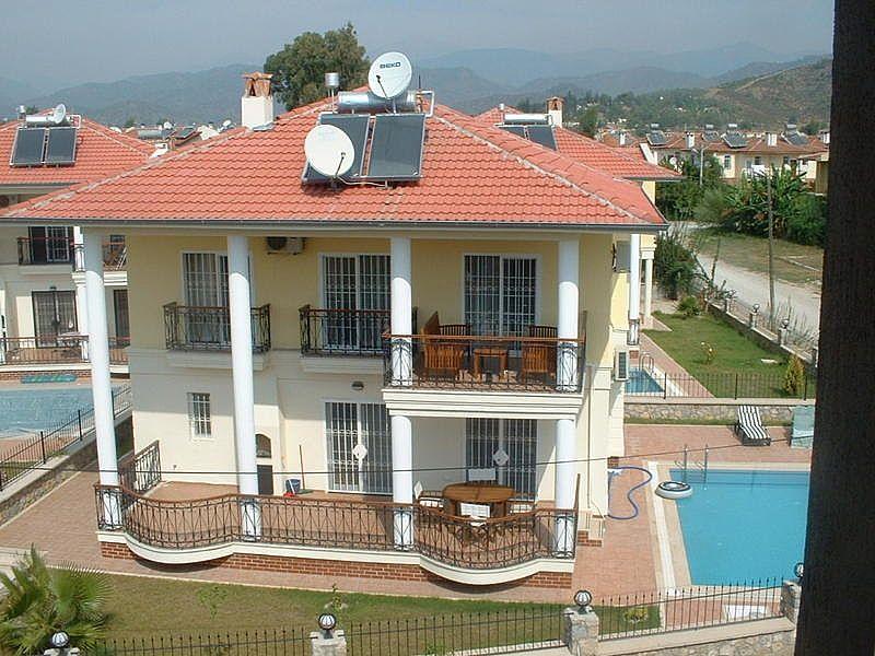 Villa in Turkey, Calis Beach: Meneske Villa