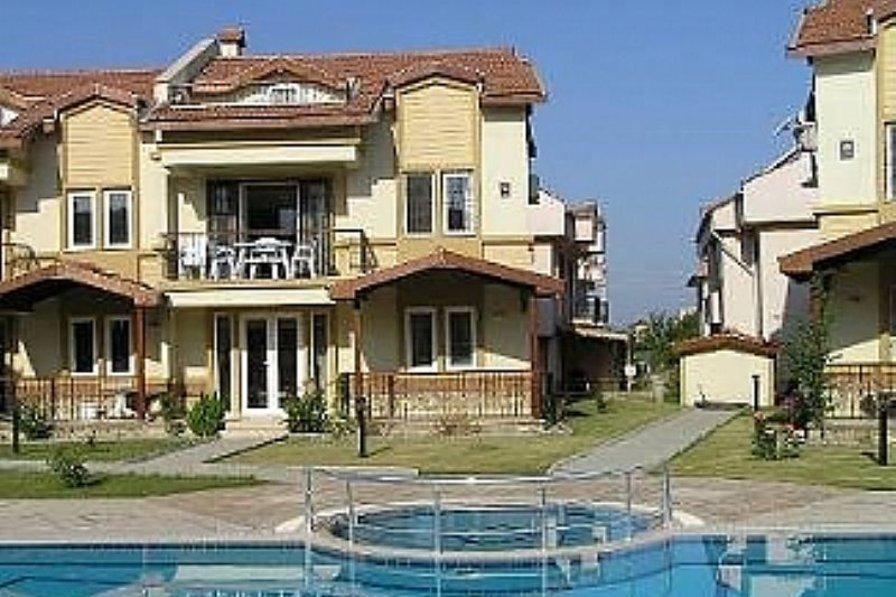 Apartment in Turkey, Calis: Kayapark F4 Apartment