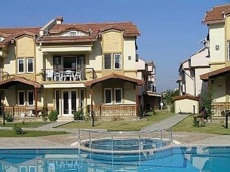 Apartment in Turkey, Calis Beach: Kayapark F4 Apartment
