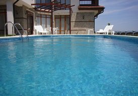 Self catering villa near Sunny Beach area, Bulgaria