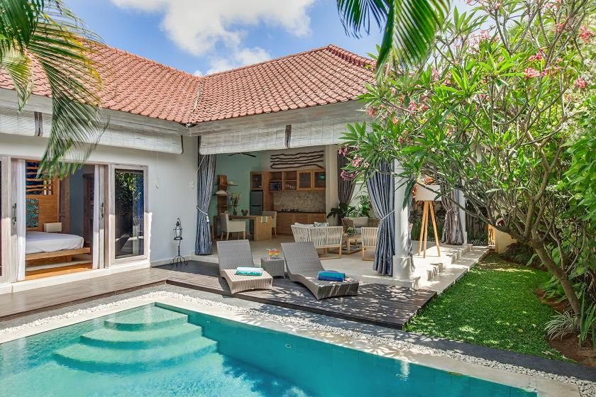 Villa To Rent In Seminyak Bali With Private Pool 83706