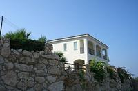 Villa in Cyprus, Argaka: Rear of villa