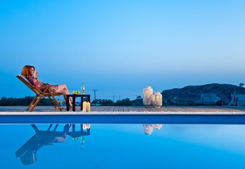 Villa in Greece, Pefkos