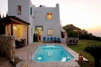 Villa in Cyprus, Miliou: Villa Clarissas View - with pool & jacuzzi