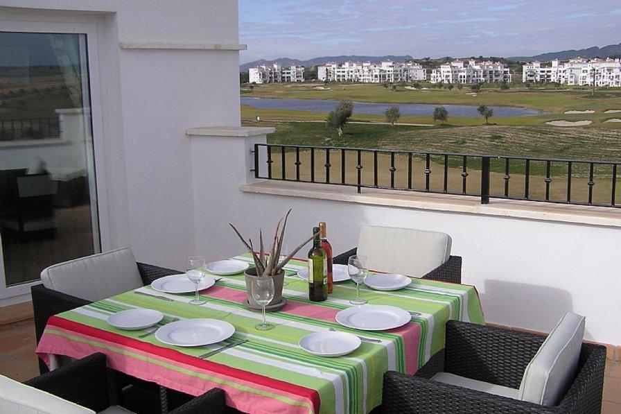 Owners abroad Hacienda Riquelme Golf Resort Penthouse Rental/For Sale