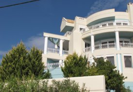 Private, luxury villa by the beach, Athens; EOT certified