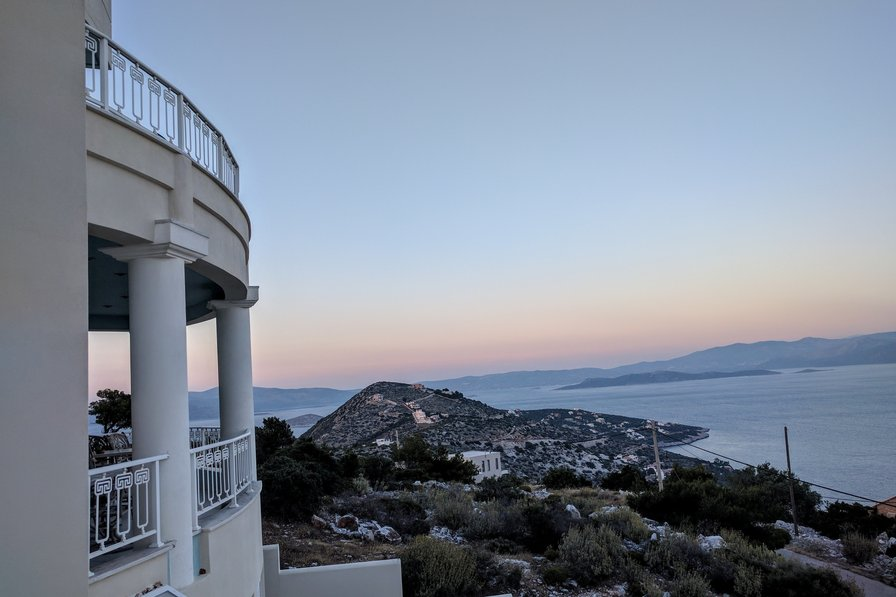 Owners abroad Luxury villa by the beach, Athens; EOT certified; Solar pool.