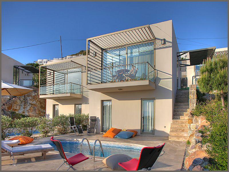 Villa in Turkey, GERIS: External view of the villa