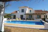 Villa in Portugal, Eastern Algarve: Superb vila  with heated pool, furnished terrace, BBQ and deep..