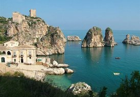 Scopello Area - Villa Monia - 6 pax