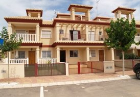 2 Bedroom Townhouse - San Pedro del Pinatar