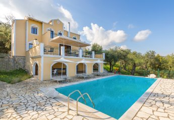 3 bedroom Villa for rent in Kassiopi
