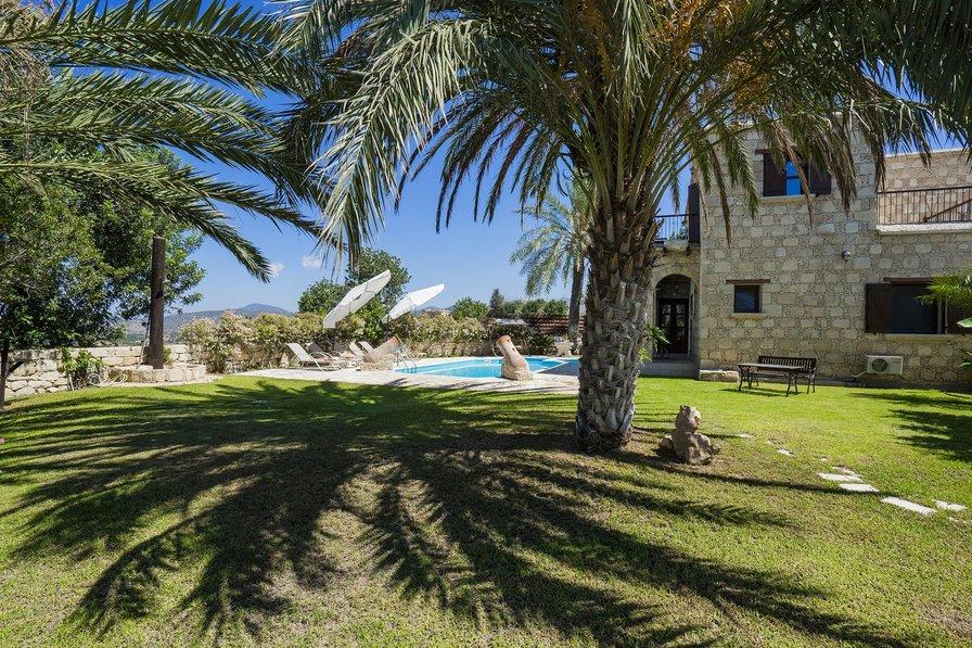 Owners abroad Villa Triteos, Peristerona near Polis