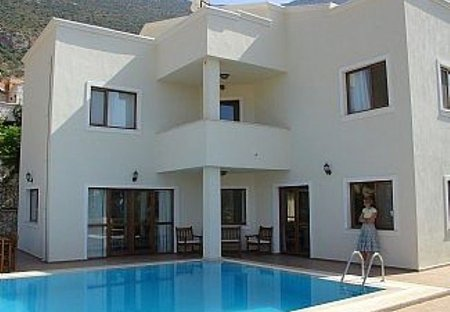 Villa in Kalkan, Turkey: The villa