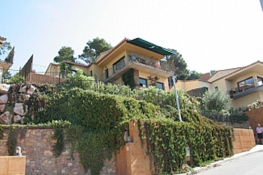Villa in Spain, Begur: The villa