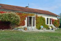 Farm_house in France, Riberac: Outside terrace