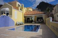 Villa in Spain, Playa de las Americas: Huge, sunny private pool area