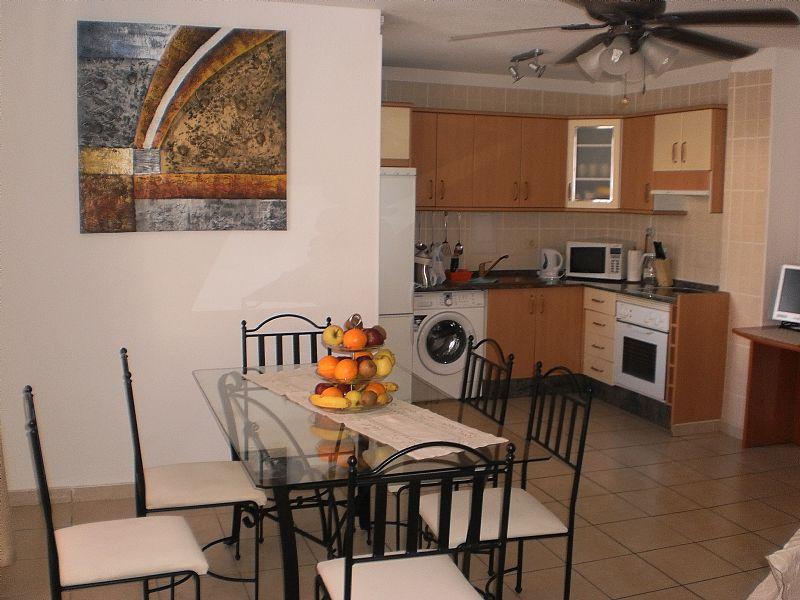 Apartment in Spain, Playa de las Americas: Living room