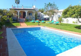 VILLA LOLA  -holiday rental in Nerja-Costa del Sol