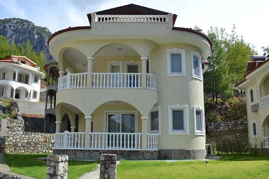 Lake stone villa-Dalaman