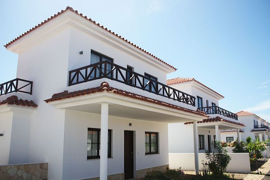 Astonishing 3bed villa on Sal Island with private pool