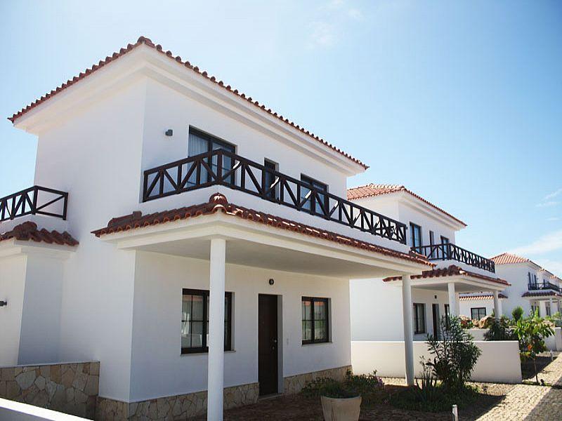 Villa in Cape Verde, Sal: Exterior view of the villa