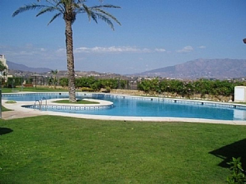 Apartment in Spain, La Cala de Mijas: swimming pool