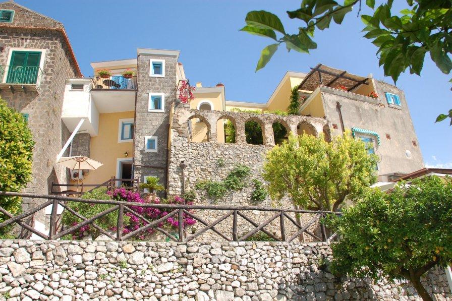 Villa in Italy, Nerano