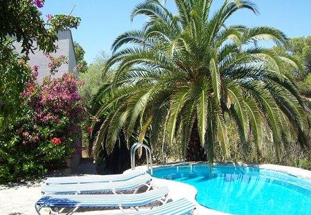 Villa in Cala Murada, Majorca: private pool