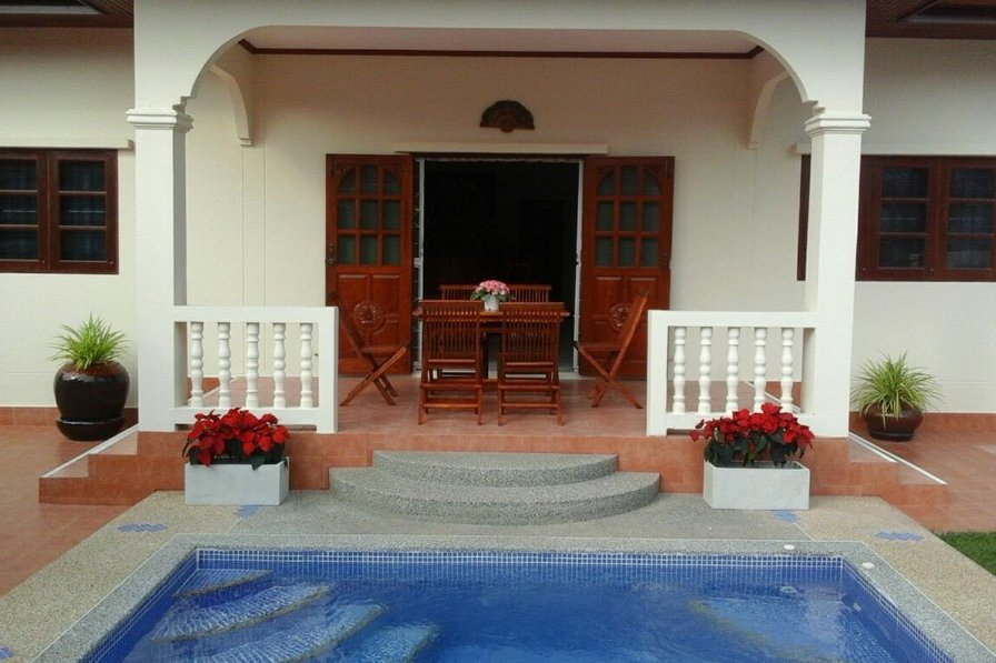 Owners abroad Villa Lucy Hua Hin