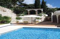 Villa in Spain, Torremuelle: View to upper gardens
