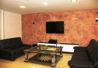 Apartment in Spain, Marbella Centre: TV area