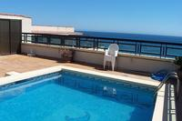 Penthouse_apartment in Spain, Carvajal: Private swimming pool