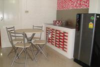 Studio_apartment in Thailand, Prachuabkhirikhan: Kitchen and Dinning area