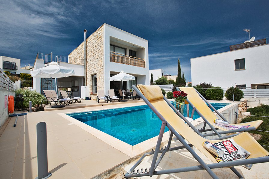 Owners abroad Esprit 21, Panoramic sea views with private pool