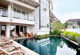 Koh Lanta   Long Beach Mountain View Apartment 2B