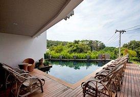 Koh Lanta   Long Beach Sea-View Apartment 3B