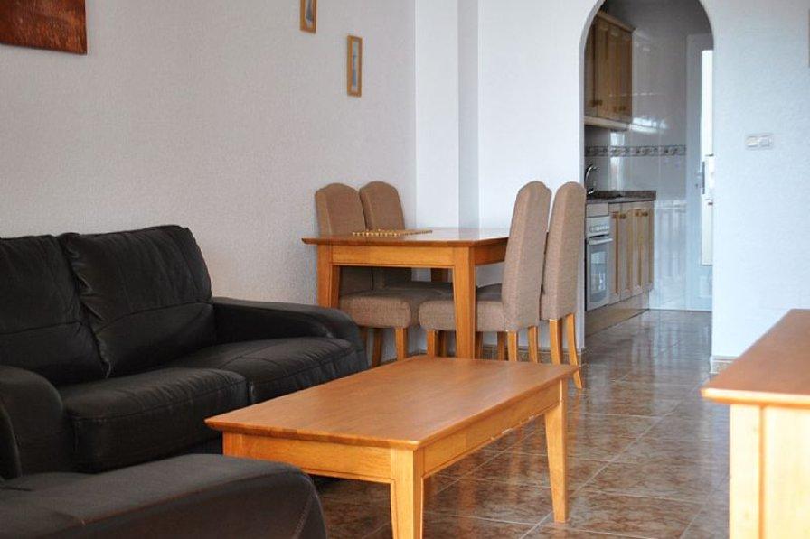 Apartment in Spain, La Cinuelica: Living Room