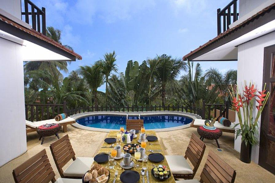 Majestic Villa Baan Souha