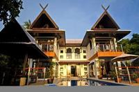 Villa in Thailand, Ban Tai: Villa and pool