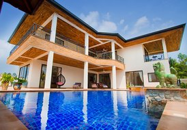 Villa in Jomtien, Pattaya