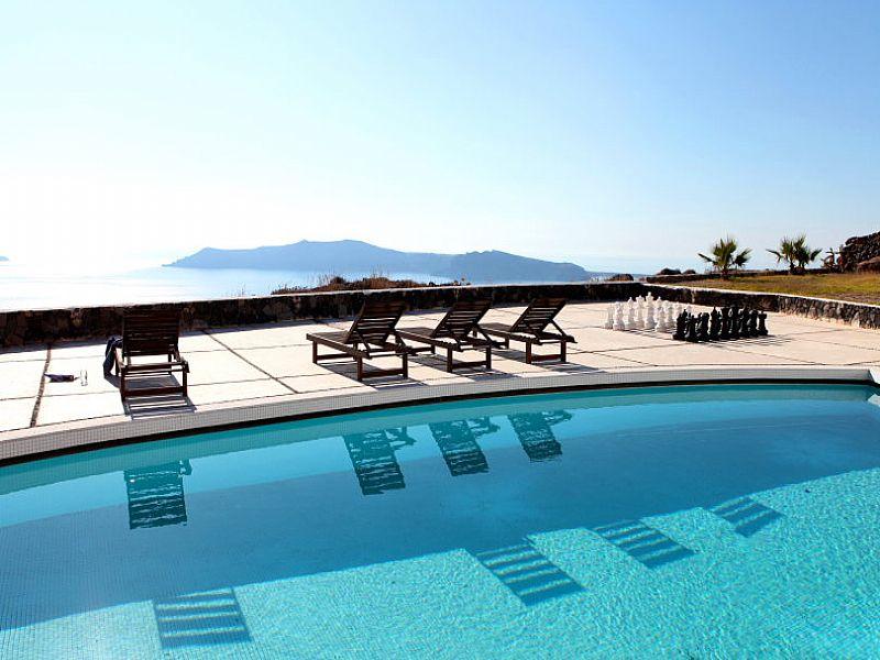 Villa in Greece, Imerovigli