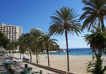 Apartment in Spain, Magaluf: magalluf beach