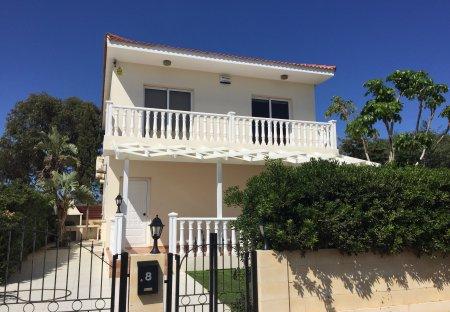 Villa in Nissi Beach, Cyprus