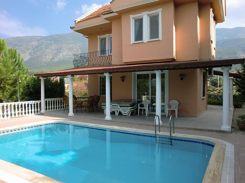 Villa in Turkey, Ovacik: Villa Christina