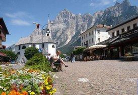Cortina d'Ampezzo - S. Vito di Cadore - Residence Anna 7 pax