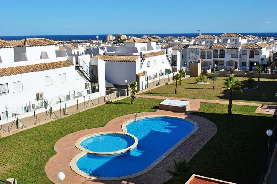 Apartment in Spain, La Cinuelica: Swimming Pool